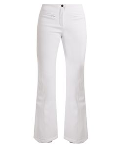 Fendi   High-Rise Kick-Flare Technical Ski Trousers