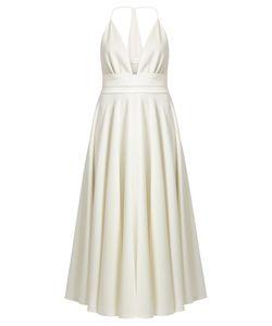 Racil | Bianca Halterneck Crepe Dress