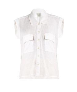 Rachel Comey | Brewster Linen Sleeveless Shirt