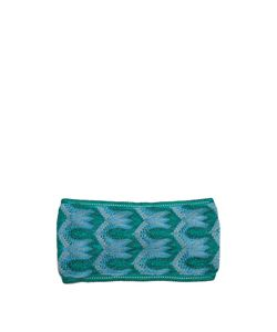 Missoni Mare | Embroidered Crochet-Knit Headband