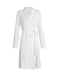 Skin | French Terry-Towelling Robe