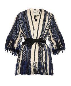 Sea | Braided Fringe-Embellished Jacket