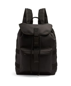 A.P.C. | Canvas-Trimmed Nylon Backpack