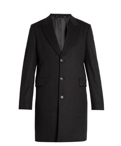 Paul Smith | Epsom Wool And Cashmere-Blend Overcoat