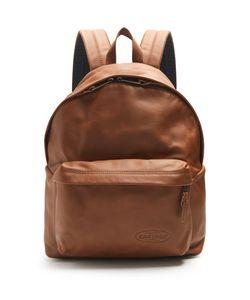 Eastpak | Pakr Leather Backpack