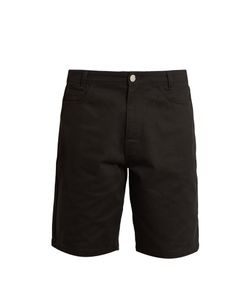 Raf Simons | Wide-Leg Cotton Shorts
