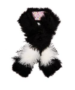 Charlotte Simone | Pocket Monster Lambswool Scarf