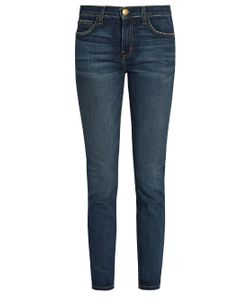 Current/Elliott | The Stiletto High-Rise Skinny Jeans