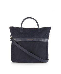 Want Les Essentiels De La Vie | Ohare Canvas And Leather Tote
