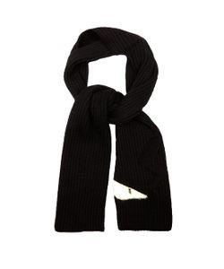 Fendi | Bag Bugs Appliqué Wool Scarf
