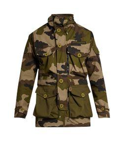 Mastercraft Union | Camouflage-Print Hooded Jacket