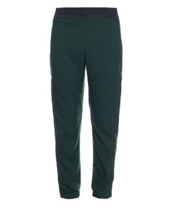 Tim Coppens   Leather-Insert Track Pants