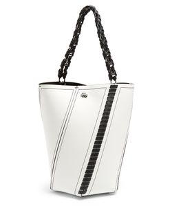Proenza Schouler | Hex Medium Leather Shoulder Bag