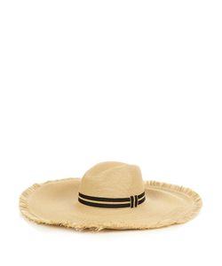 Filù Hats | Mauritius F Straw Hat