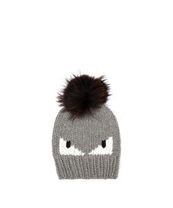 Fendi | Bag Bugs Knitted Bobble Hat