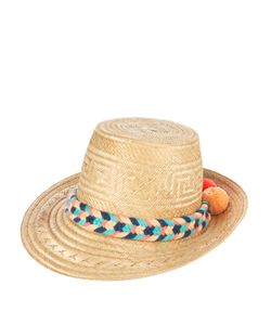Yosuzi | Sirena Straw Hat