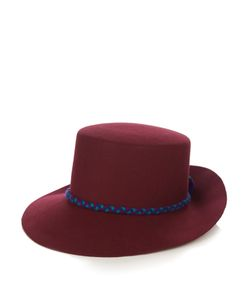 Yosuzi | Tanaina Fur-Felt Hat
