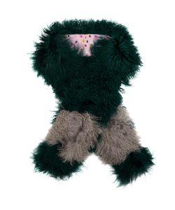 Charlotte Simone | Pocket Monster Lambswool Scarf