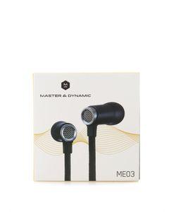 Master & Dynamic | Meo3 In-Ear Headphones