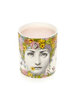 Fornasetti | Flora Floral-Scented Large Candle