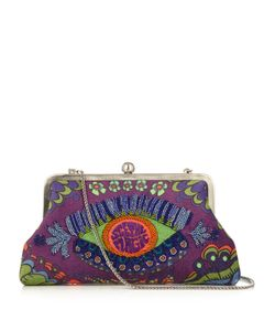 Sarah's Bag | Magic Bead-Embellished Clutch