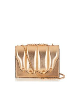 Marco de Vincenzo | Paw-Effect Leather Cross-Body Bag