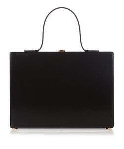 Mark Cross   Rear Window Overnight Box Bag