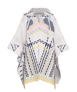 Peter Pilotto | Ottaman Knit Wool-Blend Cape