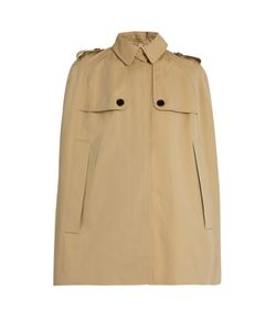Burberry London | Wolseley Cotton-Gabardine Cape