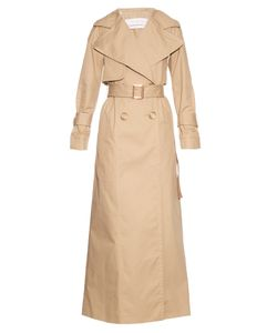 See by Chloé | Double-Breasted Oversized-Collar Trench Coat
