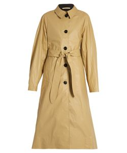 Lemaire | Coated-Cotton Trench Coat