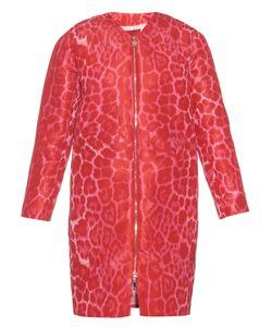 Moncler Gamme Rouge | Elegantine Leopard-Print Coat