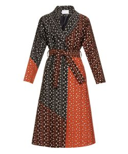 Osman | Margaux Embroidered Coat