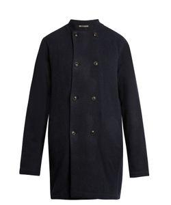Denis Colomb | Handwoven Cashmere Coat