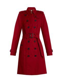Burberry Prorsum   Sandringham Long Gabardine Trench Coat