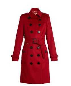 Burberry Prorsum | Sandringham Long Cashmere Trench Coat