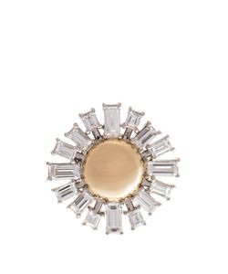 Susan Foster | Diamond Platinum Yellowring