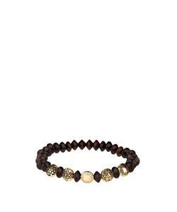 Luis Morais | Diamond Wood And Yellow-Gold Bracelet