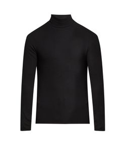 ATM | Roll-Neck Ribbed-Knit Sweater