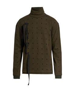 Damir Doma | Womak Decorative-Ribbon Roll-Neck Cotton Sweater