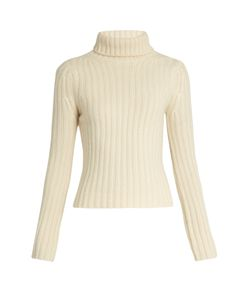 Ryan Roche | Cashmere Roll-Neck Sweater