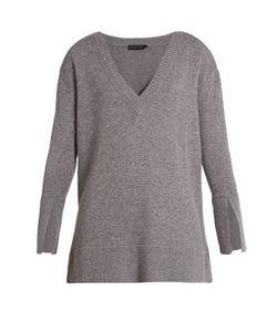 Calvin Klein Collection | Basya V-Neck Sweater