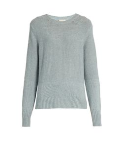 Le Kasha | Gstaad Cashmere Crew Neck Sweater