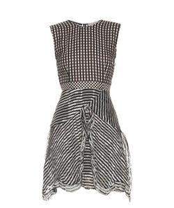 Preen by Thornton Bregazzi | Ellie Silk-Georgette Gingham Dress