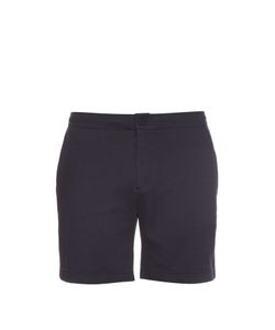 Orlebar Brown | Alusky Cotton-Blend Shorts