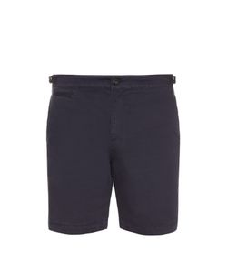 Orlebar Brown | Jonathan Cotton And Linen-Blend Shorts