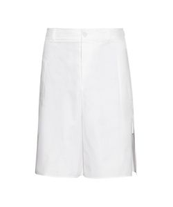 Damir Doma | Passer Side-Slit Cotton Shorts