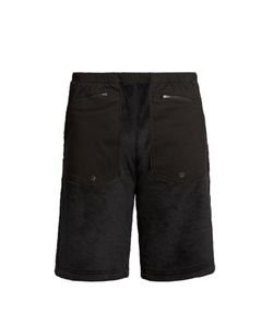7L | Panelled Fleece Shorts