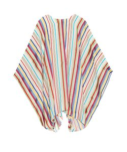 Maison Rabih Kayrouz | Baydere Striped-Jacquard Oversized Top