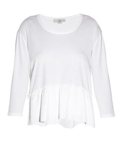 Stella McCartney | Ruffle-Trimmed Top